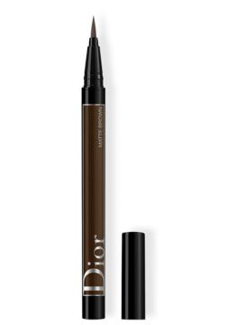 Dior Diorshow On Stage Liner 781 Matte Brown - Caneta Deline