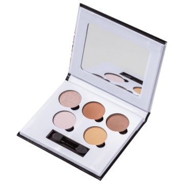 Indice Tokyo Glam Eye Collection Day 01- Paleta De Sombras 1