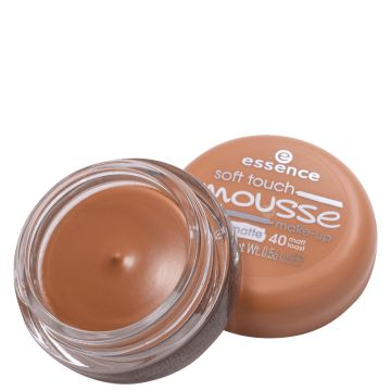 Essence Soft Touch Mousse 40 Matt Toast- Base Cremosa 16g