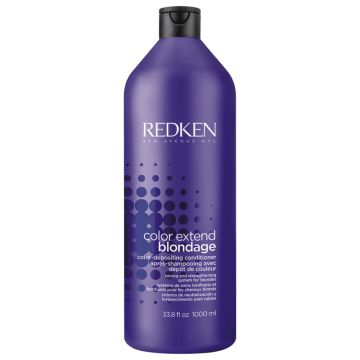 Redken Color Extend Blondage- Condicionador Matizador 1000ml