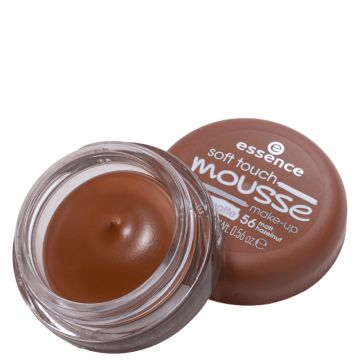 Essence Soft Touch Mousse 56 Matt Hazelnut- Base Cremosa 16g