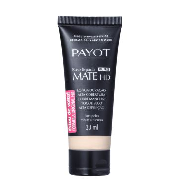 Payot Mate Hd Claro 2- Base Líquida 30ml