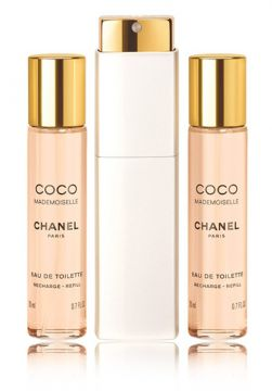 COCO MADEMOISELLE EAU DE TOILETTE TWIST AND SPRAY