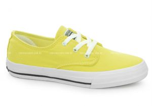 Tenis All Star Pro Skid Ox Amarelo Sol - CR277012