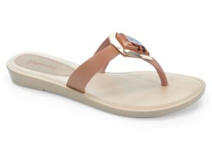 Chinelo Grendha Exclusive Castor - 17186