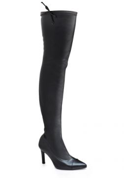 Bota Over The Knee Vizzano Napa Preto - 3049106