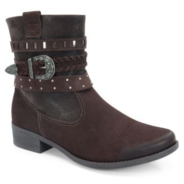 Bota Cano Baixo Dakota Chocolate Café - B9003