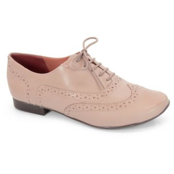 Sapato Oxford Bottero Amendoa - 242501