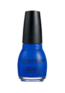Esmalte Sinful Colors 1052 Endless Blue