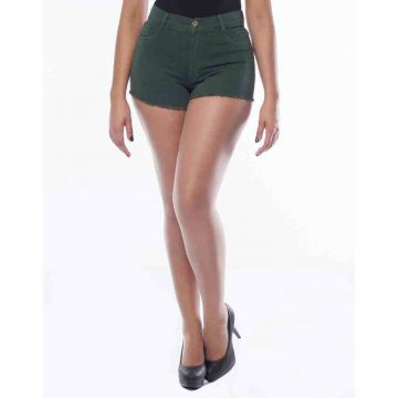 Shorts Jeans Feminino Hot Pants-238828 - SAWARY