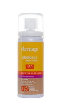 Photoage Mineral Color - Fluido Fps 50 - Dermage