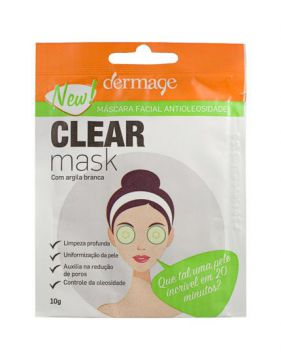 Clear - Mask - Dermage