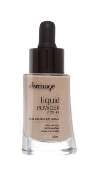 Base Liquid Powder - Dermage