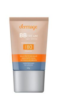 Bb Cream Fps80 - Bb Cream Fps 80 - Dermage