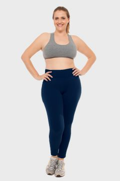 Calça Legging Plus Size Lisa Fitness