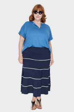 Saia com Vivo Plus Size
