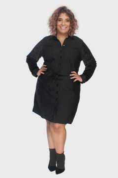 Vestido Julia Devorê Plus Size