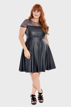 Vestido Black Plus Size