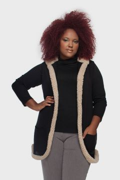 Colete Ruby Plus Size