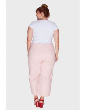 Calça Pantacourt Plus Size - Attribute