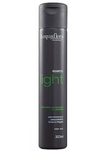 Shampoo Light 300ml- Acquaflora » CABELO