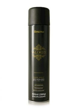 Hair Spray Ultra-Forte Valorize 400ml - Amend » CABELO