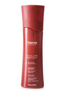 Shampoo Reparador Color Reflect 250ml - Amend » CABELO