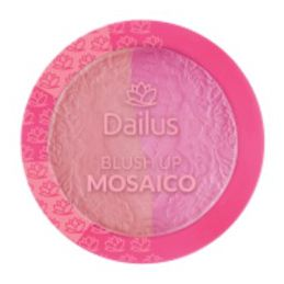 Blush Up Mosaico cor: 06 Rosa Floral Dailus