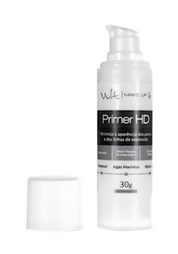 Primer Facial Make Up HD - Vult - 30g