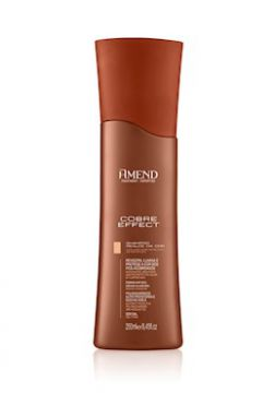 Shampoo Realce da Cor Cobre Effect 250ml - Amend