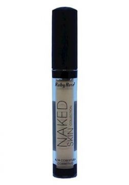 Corretivo Liquido NAKED SKIN Colection 4g cor-L4-Ruby Rose
