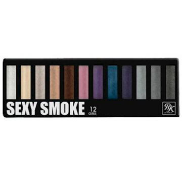 Paleta De Sombra Natural Ways 12 Cores 02 - RK By Kiss