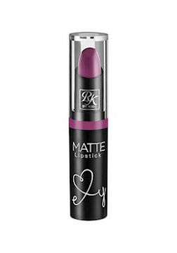 Batom Ultra Matte Pink Flamenco 3,5g - RK By Kiss