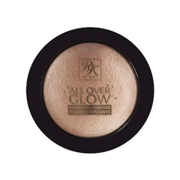 Pó Bronzeador Allover Glow Cor Flushed Glow 11,6g - RK By K