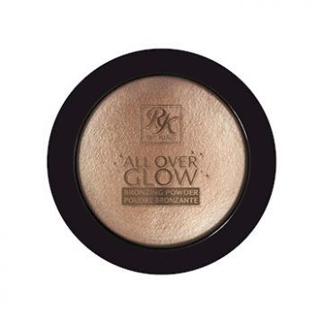Pó Bronzeador Allover Glow Cor Light Glow 11,6g - RK By Kis