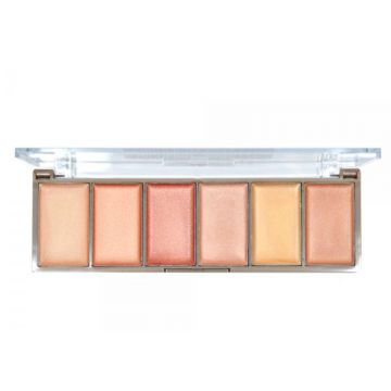 Paleta Iluminadora Shine Brighter (Em Creme) - Ruby Rose