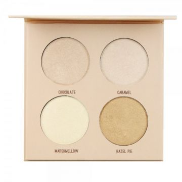 Paleta Iluminadora Glow Yout Skin Light Highlight - Ruby Ro
