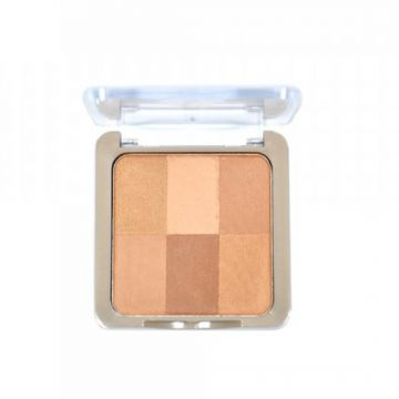 Pó Iluminador Bare Skin 6 In 1 Nude Cor 02 - Ruby Rose