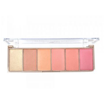 Paleta de Blush Pocket Angel Spark - Ruby Rose