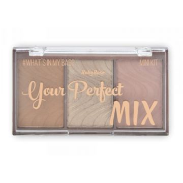Paleta Your Perfect Mix cor 2 - Ruby Rose