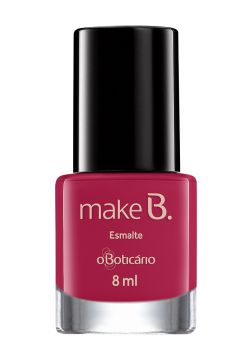 Make B. Urban Ballet Esmalte Dark Pink Way