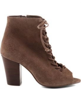 Bootie Lace Mineral Grey