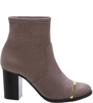 Ankle Skinny Boot Metal Mouse   SCHUTZ