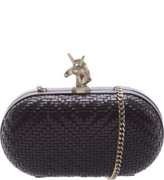 Clutch Unicorn Black   SCHUTZ