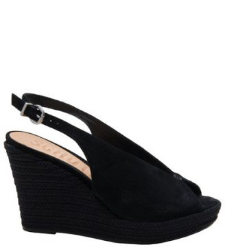 Plataforma Open Toe Black   SCHUTZ