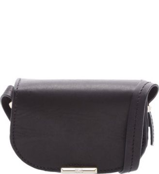 Clutch Light Sea Black   SCHUTZ