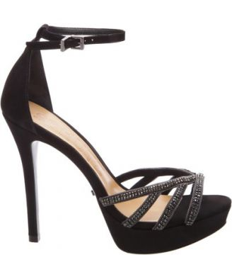 Sandália Glam Stiletto Black   SCHUTZ