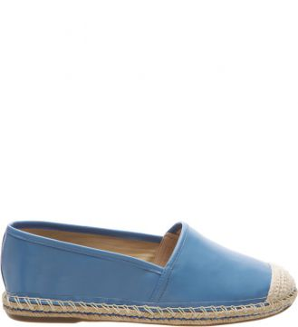 Espadrille Leather New Ocean SCHUTZ