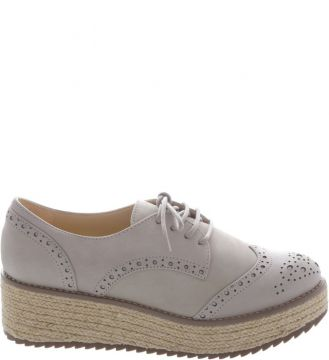 Light Flatform Oxford Ciment   SCHUTZ