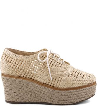 Oxford Flatform Natural - Schutz